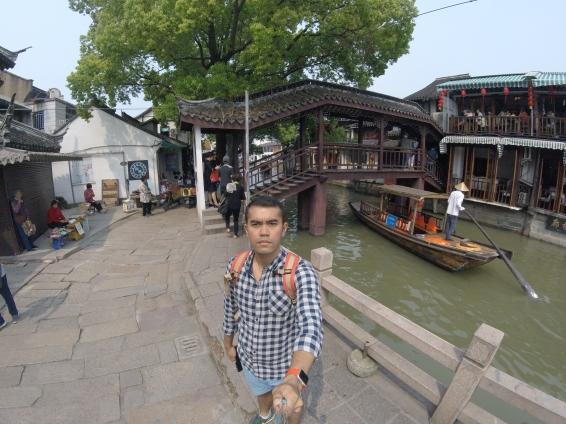 Zhijiajiao Ancient Town