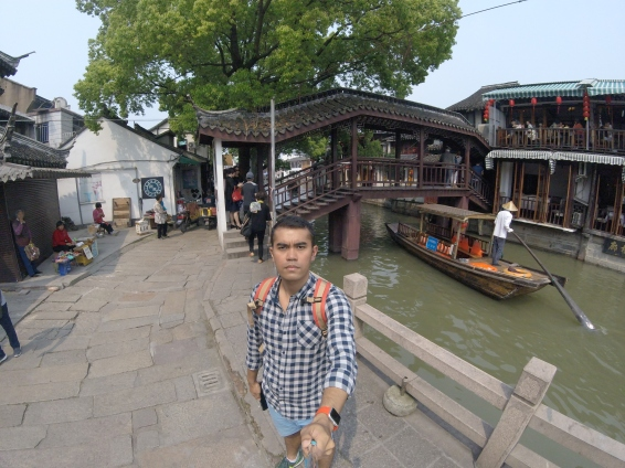 Zhijiajiao Ancient Town