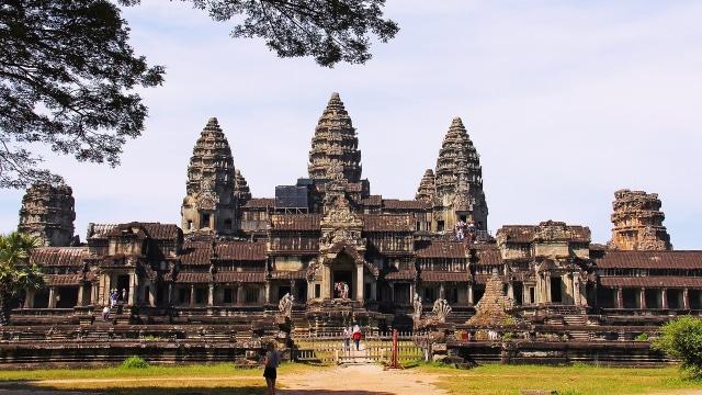 Kamboja - Kumparan
